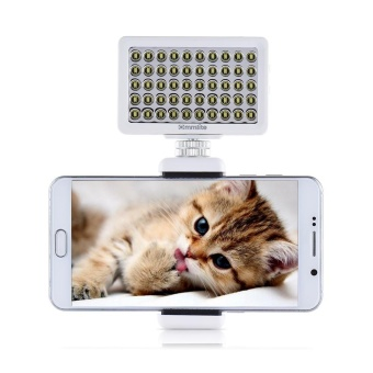 Commlite CM-L50 CoMiray Multi-Functional Mini LED Video Light for Cellphone Pad DSLR